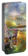 Mystical Sam On Topsail Portable Battery Charger