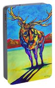 Mythical Elk Portable Battery Charger