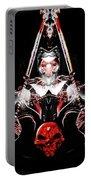 Mythology And Skulls Portable Battery Charger