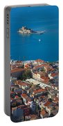 Nafplio And Bourtzi Portable Battery Charger