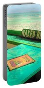 Naked Beach Cozumel Portable Battery Charger