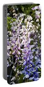 Nancys Wisteria 3 Db Portable Battery Charger