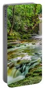 Nant Mill Waterfall Portable Battery Charger