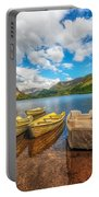 Nantlle Lake Portable Battery Charger
