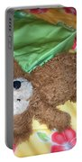 Nap Time Bear Portable Battery Charger