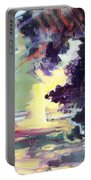 Napa Valley Forest Fall Portable Battery Charger