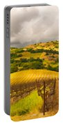 Napa Vineyard Portable Battery Charger
