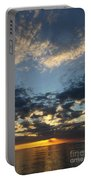 Naples Beach Sunset Portable Battery Charger