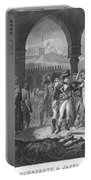 Napoleon At Jaffa, 1799 Portable Battery Charger