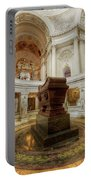 Napoleon's Tomb - A Different View  Portable Battery Charger