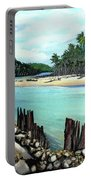 Nariva River And Cocos Bay Portable Battery Charger