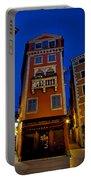 Narrow Streets And Buildings - Rovinj Croatia Portable Battery Charger