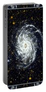 Nasa Big Brother To The Milky Way Portable Battery Charger