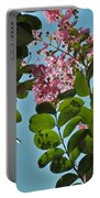Nashville Flowers Portable Battery Charger