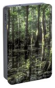 Natchez Trace Cypress Portable Battery Charger