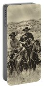Native American Cowboys Portable Battery Charger