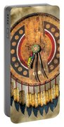 Native American Shield Portable Battery Charger