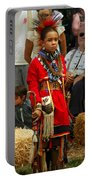 Native American Youth Dancer Portable Battery Charger