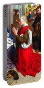 Nativity And Adoration Of The Magi Portable Battery Charger