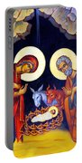 Nativity Feast Portable Battery Charger