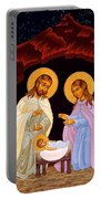 Nativity Night Portable Battery Charger