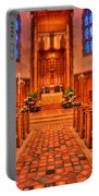 Nativity Of Our Lord Church Portable Battery Charger