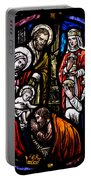 Nativity With Kings Portable Battery Charger