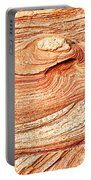 Natural Abstract Canyon De Chelly Portable Battery Charger