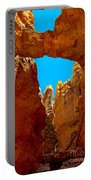 Natural Bridge Bryce Portable Battery Charger by Robert Bales