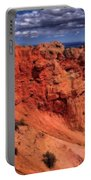 Natural Bridge In Bryce Canyon Portable Battery Charger