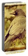 Natural Crow Portable Battery Charger