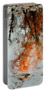 Natural Paint Daubs Portable Battery Charger