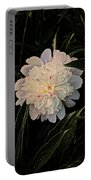 Natural Peony Portable Battery Charger