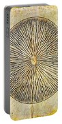 Nature Abstract 1 Portable Battery Charger
