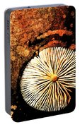 Nature Abstract 14 Portable Battery Charger