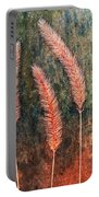 Nature Abstract 15 Portable Battery Charger