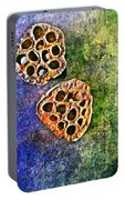 Nature Abstract 20 Portable Battery Charger