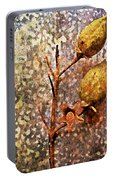 Nature Abstract 21 Portable Battery Charger
