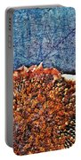 Nature Abstract 47 Portable Battery Charger