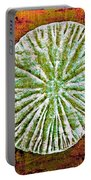 Nature Abstract 5 Portable Battery Charger