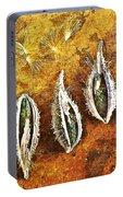 Nature Abstract 74 Portable Battery Charger