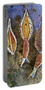 Nature Abstract 77 Portable Battery Charger