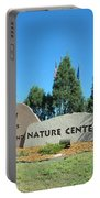 Nature Center Portable Battery Charger