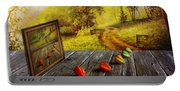 Nature Exhibition Portable Battery Charger
