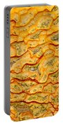 Nature Pattern Iron Oxide Mineral Sediment Crust Portable Battery Charger
