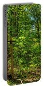 Nature Reclaims Portable Battery Charger