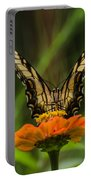 Nature Stain Glass Portable Battery Charger