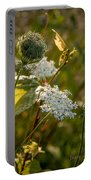 Natures Bouquet Portable Battery Charger