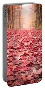 Nature's Red Carpet Revisited Portable Battery Charger