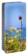 Natures Song Portable Battery Charger by Lynn Bauer